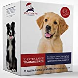 Dog Training Pads Extra Large (XL) 30-Pack By Parachute Pet Products
