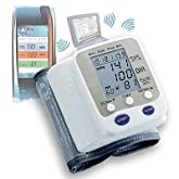 Fully Automatic Wrist Bluetooth Blood Pressure Monitor with Bluetooth HPL-108