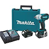 Makita BTW253 18-Volt LXT Lithium-Ion Cordless 3/8-Inch Impact Wrench Kit