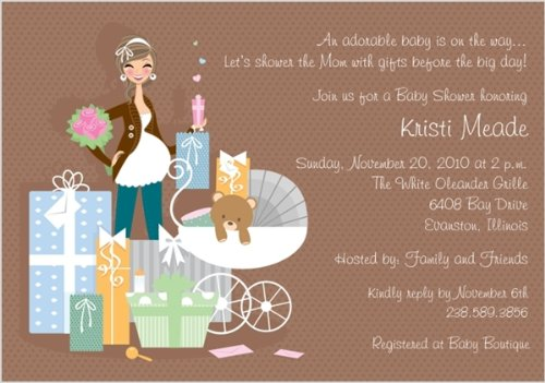 Baby Shower Gifts Baby Shower Invitations - Set Of 20