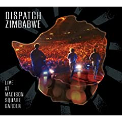 ZIMBABWE - Live at Madison Square Garden DVD (w/ audio CD)