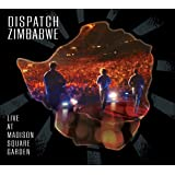 DISPATCH: ZIMBABWE - Live at Madison Square Garden DVD (w/ audio CD)