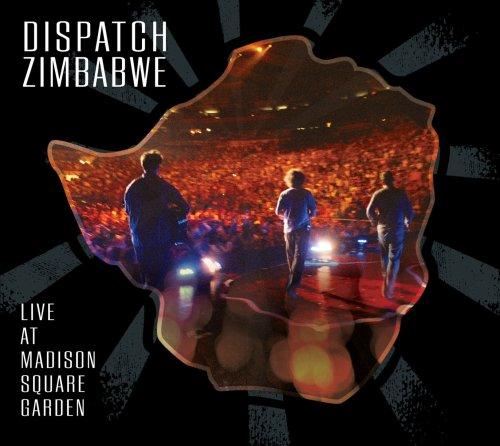Dispatch - DISPATCH: ZIMBABWE - Live at Madison Square Garden DVD (w/ audio CD) - Zortam Music