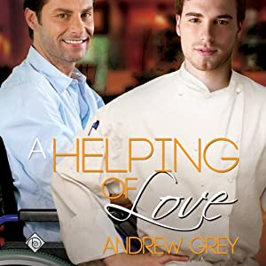 A Helping of Love: A Taste of Love Story | [Andrew Grey]