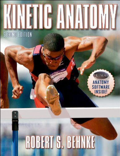 Kinetic Anatomy, 2nd Edition (Book & CD Rom)