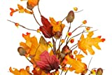Your Hearts Delight Fall Foliage Garland, 60-Inch