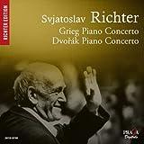 Grieg: Piano Concerto Op.16; Dvorak: Piano Concerto Op.33