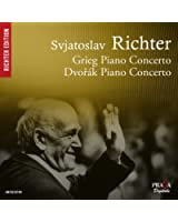 Grieg, Dvorák : Concertos pour piano