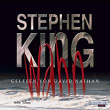Wahn Hörbuch von Stephen King Gesprochen von: David Nathan