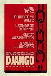 Django Unchained  (DVD + UV)