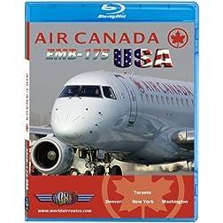 Air Canada EMB-175 USA [Blu-ray]