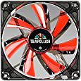Enermax T.B.Apollish UCTA12N-R Ventilateur 120 mm Twister Bearing LED Rouge