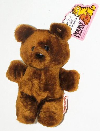 Garfield Characters: Pooky Plush Toy (9