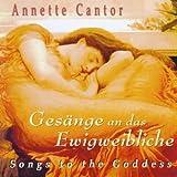 echange, troc Annette Cantor - Songs to the Goddess