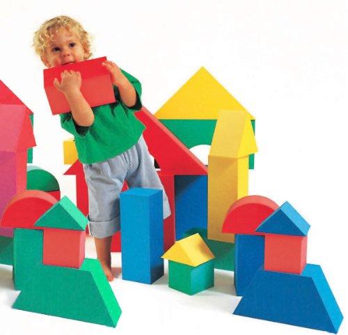 Edushape Ltd Giant Blocks Box