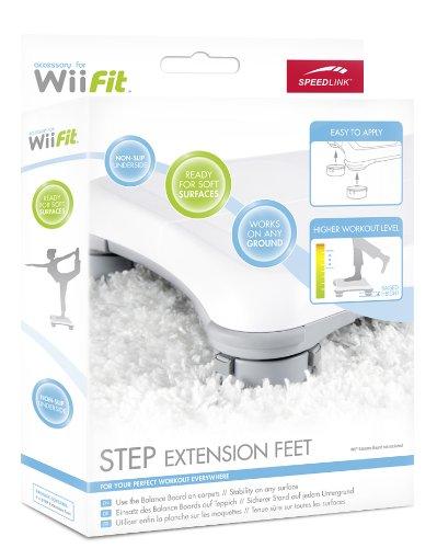 speedlink-step-standfusse-fur-das-wii-balance-board-erhohen-sie-den-schwierigkeitsgrad-der-ubungen