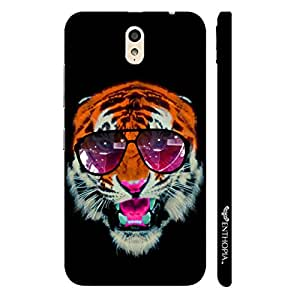 Lenovo P1M 1990's Tiger designer mobile hard shell case by Enthopia