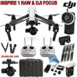DJI-Inspire-1-RAW-Bundle-with-Zenmuse-X5R-DJI-Focus-Wireless-Follow-Focus-System-TB47B-Intelligent-Flight-Battery-Remote-Harness-Dual-Remotes-more