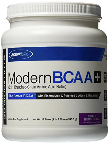 MODERN BCAA 30 WORKOUTS (18.89 OZ) GRAPE BUBBLEGUM (Bcaa Grape compare prices)