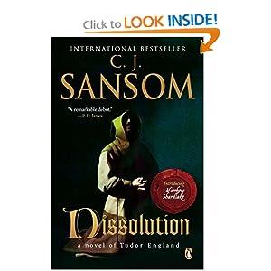 Dissolution (Matthew Shardlake) - C. J. Sansom