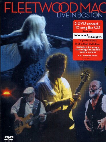 Fleetwood Mac - Live in Boston [DVD & CD] Disc 2 - Lyrics2You