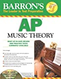 img - for Barron's AP Music Theory with Audio Compact Discs book / textbook / text book