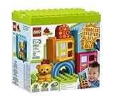 LEGO DUPLO Bloques y Cubos de Juego para Bebés - juegos de construcción (Multicolor)