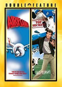 Airplane!/ Top Secret! (Double Feature)