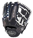 Louisville Slugger FGHDNV5 HD9 Navy Fielding Glove, 11.25-Inch, Right Hand Throw, 11.25-Inch/Navy