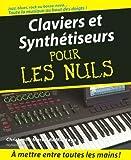 echange, troc Christophe Martin de Montagu - Claviers et synthétiseurs pour Les Nuls (1CD audio)