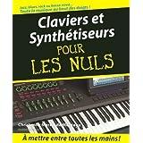 Claviers et synth�tiseurs pour Les Nuls (1CD audio)par Christophe Martin de...