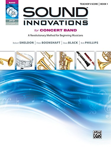 Sound Innovations for Concert Band, Bk 1: A Revolutionary Method for Beginning Musicians (Conductor's Score) (Conductor