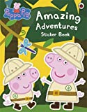 Ladybird Books Ltd Peppa Pig: Amazing Adventures Sticker Book