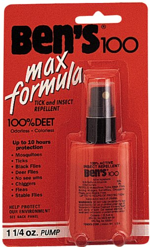 Bens 100: Insect Repellent