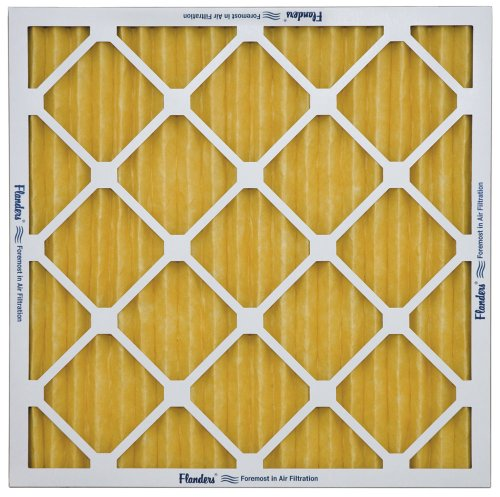Flanders Precisionaire 85655.022024M11 20 By 24 By 2 Pre Pleat 62R Merv 11 Standard Air Filter, 12-Pack