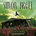 The Stabbing in the Stables: A Fethering Mystery Audiobook by Simon Brett Narrated by Ralph Cosham
