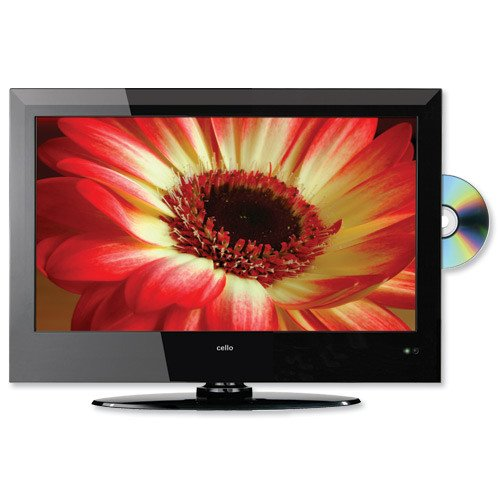 Cello C32100F 32-inch Widescreen Full HD 1080p LCD TV with Freeview and Intergrated DVD Player