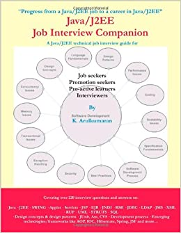 Buy Java/J2EE Job Interview Companion Book Online at Low Prices in ...