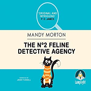 The No 2 Feline Detective Agency Audiobook