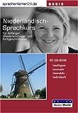 echange, troc Udo Gollub - Sprachenlernen24.de Niederländisch-Basis-Sprachkurs CD-ROM für Windows/Linux/Mac OS X (Livre en allemand)