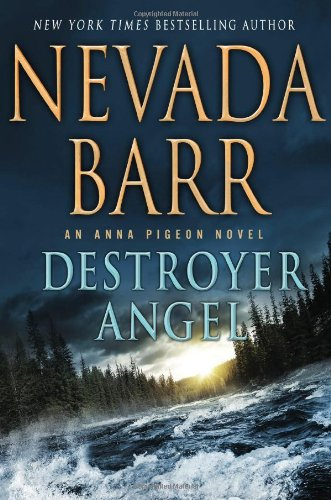 Image of Destroyer Angel: An Anna Pigeon Novel (Anna Pigeon Mysteries)