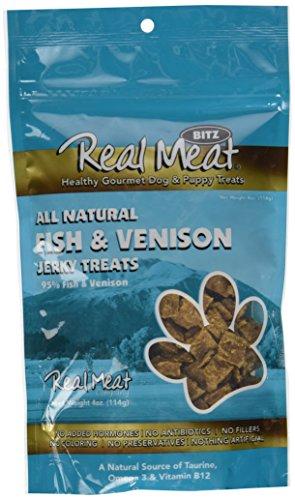 Artikelbild: Canz Echtem Fleisch Ruckartige Gesunde Katze Und Hund Belohnung Behandelt Fisch- Und Wild 113 G