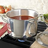 CHEFS Never-Burn Sauce Pot, 11-Qt.