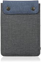 Herschel Supply Co. Men\'s Spokane Sleeve For IPad Mini, Charcoal/Navy, One Size