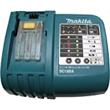 MAKITA DC18RC 14.4-18V Lithium-ion Battery Charger 240V (DC18RA NEW CODE IS DC18RC)
