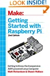 Make: Getting Started with Raspberry...
