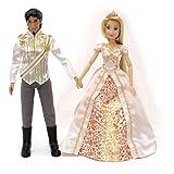 Disney Rapunzel & Flynn 31cm Romance Doll Figure Set