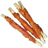 Hähnchenfilet Stangen 600g Schonend getrocknet fettarm gut bekömmlich der Kauknochen
