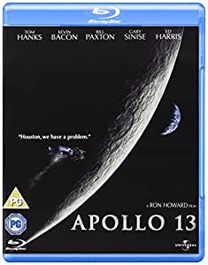 Apollo 13 [Blu-ray] [Region Free]
