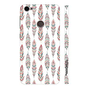 Enthopia Designer Hardshell Case Feather Touch Back Cover for Letv Le Eco 1s